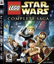 Lego Star Wars- The Complete Saga