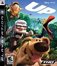 Disney Pixar's Up-(PS3)