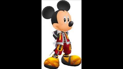Kingdom Hearts - Mickey Mouse Voice Clips
