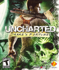Uncharted- Drake's Fortune