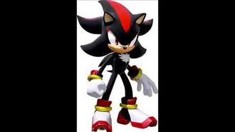 Team Sonic Racing - Shadow The Hedgehog Voice Clips