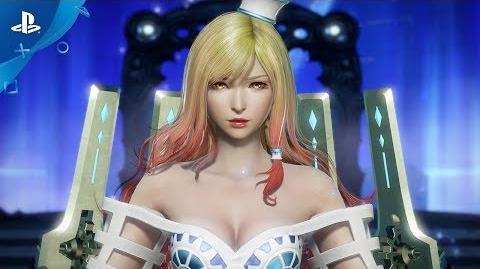Dissidia Final Fantasy NT - PS4 Gameplay Demo E3 2017