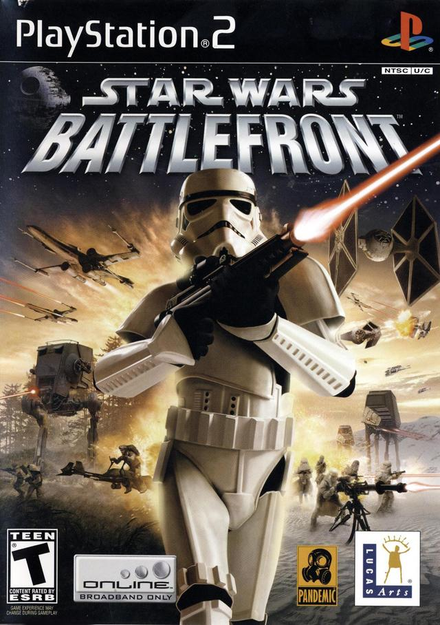 Star Wars- Battlefront (2004 video game)