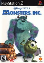 Ps2 monsters inc