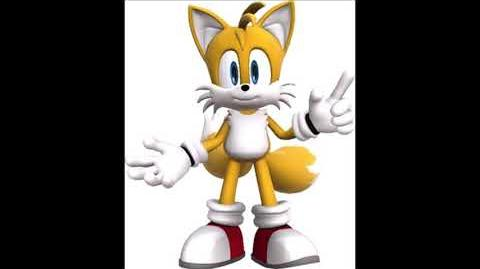 Sonic Unleashed - Miles ''Tails'' Prower Voice Sound