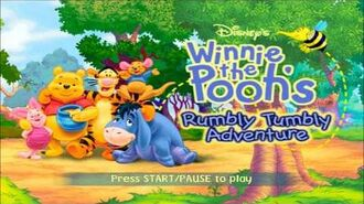 Winnie the Pooh's Rumbly Tumbly Adventure - All Cutscenes and Credits
