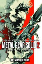 Metal Gear Solid 2-Sons of Liberty