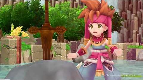Secret of Mana - Announce Trailer