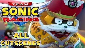 Team Sonic Racing All Cutscenes