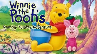 Winnie the Pooh's Rumbly Tumbly Adventure All Cutscenes Full Game Movie (PS2, Gamecube)