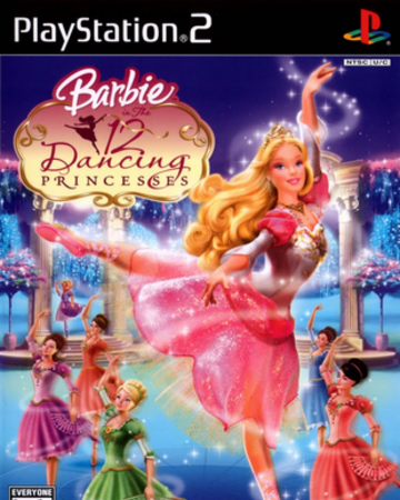Barbie In The 12 Dancing Princesses Playstation Wiki Fandom