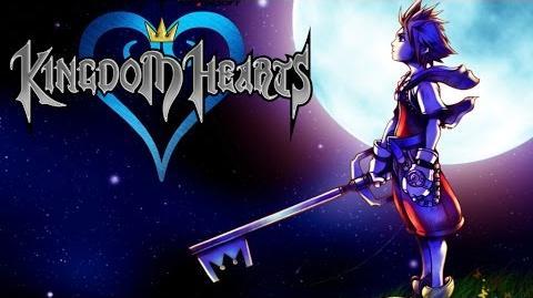 Kingdom Hearts Game Movie (All Cutscenes) HD 1