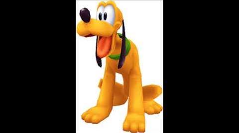 Kingdom Hearts - Pluto Voice Clips