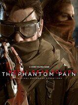 Metal Gear Solid V-The Phantom Pain
