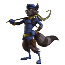 Sly Cooper (Thieves in Time)