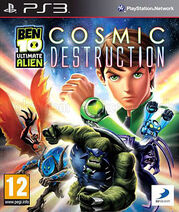 Ben 10 Ultimate Alien Cosmic Destruction (PS3)