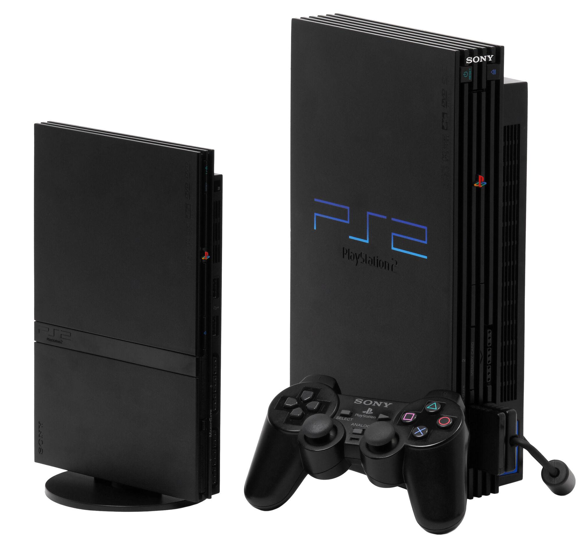 PlayStation 2 | PlayStation Wiki | FANDOM powered by Wikia