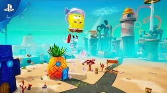 Spongebob Squarepants Battle for Bikini Bottom - Rehydrated - Pre-Order Trailer PS4