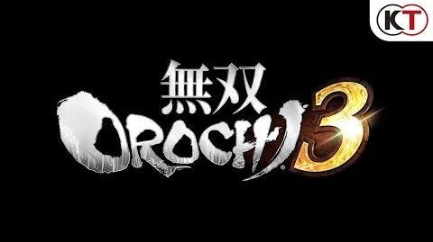 シリーズ最新作『無双OROCHI3』ティザームービー