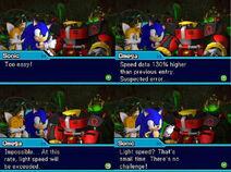 Sonic Light Speed Proof