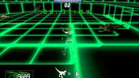 Dino Crisis 2 Dino Coliseum - Regina