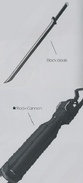 Black items