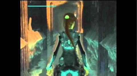 Tomb Raider Legend PS3 Trilogy Gameplay