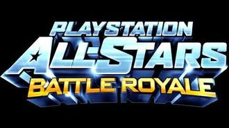 Main Menu (Beta) - PlayStation All-Stars Battle Royale Music