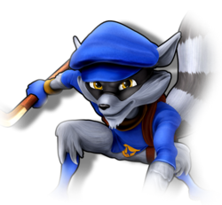 Avatar sly cooper 1