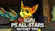 Seth Killian's Ratchet & Clank Tips and Tricks - PlayStation All-Stars