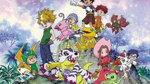 Digimon OST - Brave Heart