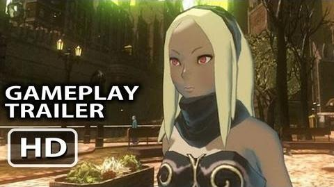 Gravity Rush Gameplay Trailer