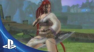 PlayStation® All-Stars Battle Royale™ - Nariko Trailer