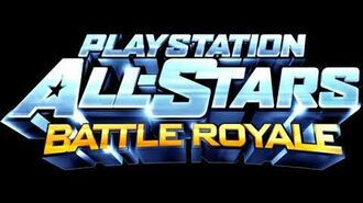 Fearless - WipEout (DEMO) - PlayStation All-Stars Battle Royale Music