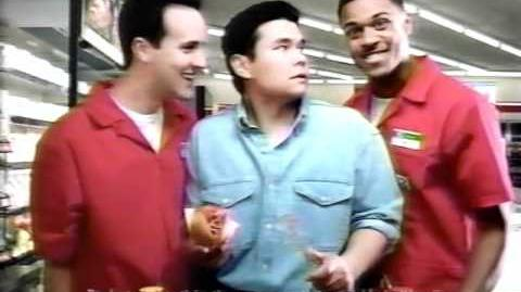 7-Eleven commercial (2001)