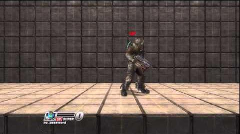 Playstation All-Stars Battle Royale Isaac Graphical Glitch