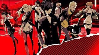 Persona 5 Full Soundtrack OST HD All Songs P5