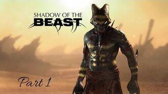 Shadow of the Beast Gameplay - Aarbon Awakens (PS4)