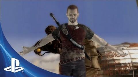 PlayStation® All-Stars Battle Royale™ - Evil Cole MacGrath Trailer