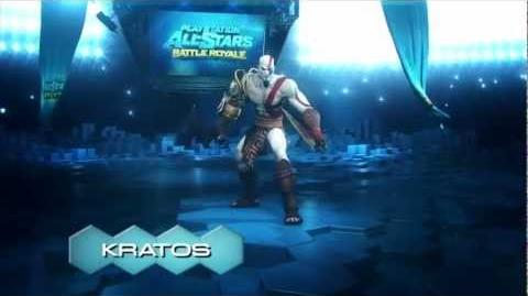 PlayStation® All-Stars Battle Royale™ - Kratos