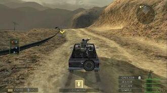SOCOM 3 U.S. Navy SEALs PS2 Gameplay HD (PCSX2)