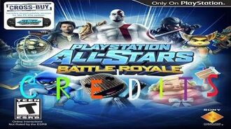 PlayStation All-Stars Battle Royale Credits