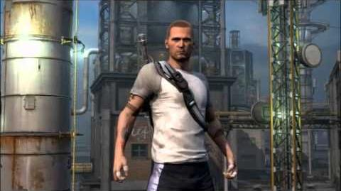 Playstation All Stars Battle Royale Good Cole VO