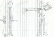 Vergil vs Evil Cole Nkstjoa