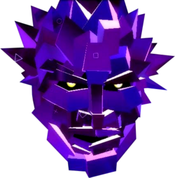 Polygon Man Render