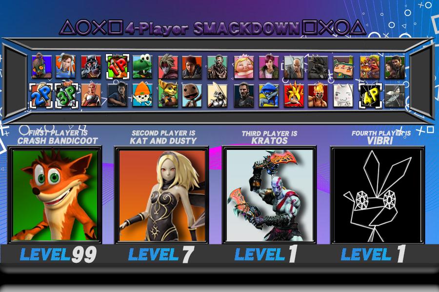 Playstation All Stars Wiki: User Blog:CRUDLuVER/CRUDLuVER's PlayStation All-Stars