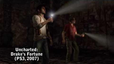 PS All-Stars Battle Royale Origins - Nathan Drake