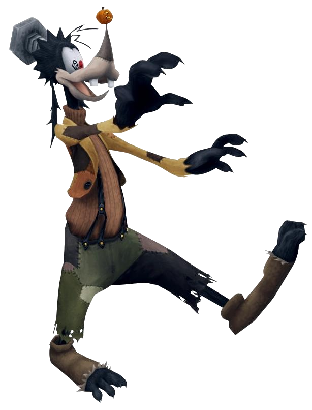 Image - Goofy Halloween Town KH.png | PlayStation All-Stars Wiki ...