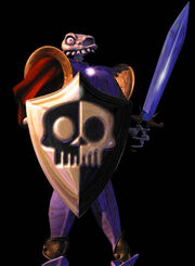 Sir Daniel Render MediEvil