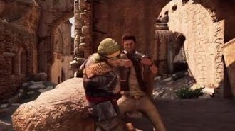 Uncharted 2 & 3 - Melee Fights Killing Compilation